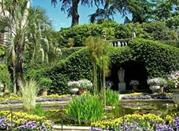 Spaziergang in dem Garten der Isola Madre - Lago Maggiore