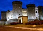 Castel Novo or Maschio Angioino  - Napoli