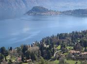 Zwischen den Beinen des Y: Bellagio - Como
