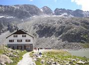 Escursione dal Rifugio Tonolini al Garibaldi sull'Adamello -