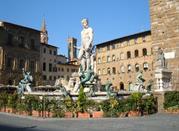 Piazza della Signoria: the heart of Firenze - Firenze