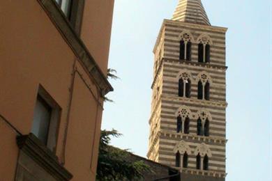 La cattedrale di San Lorenzo (campanile)