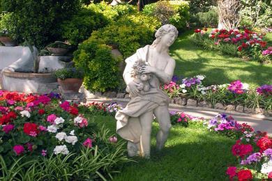 Visitare capri e i meravigliosi giardini di augusto for Giardini meravigliosi