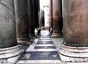 Pantheon, Tempel aller Götter - Roma