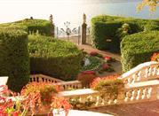 Villa  Carlotta Gardens, between Cadenabbia and Tremezzo - Cadenabbia