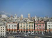 Genoa seaside -