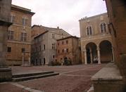 Pienza, città patrimonio mondiale dell'Unesco    - Pienza