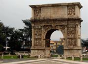 La province de Benevento, Campanie -