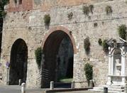 Die alte Stadtmauer - Pisa