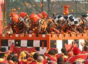 The Battle of the Oranges - Ivrea