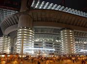An Inter - Milan match in san siro - Milano