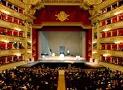 Teatro alla scala, milan's most exclusive lounge - Milano