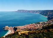 Parghelia en el mar de Calabria - Parghelia