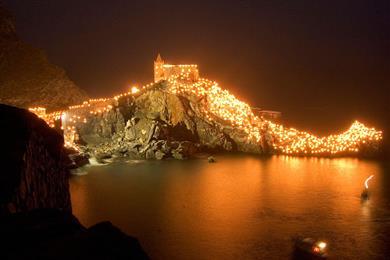 Festa della Madonna Bianca a Portovenere