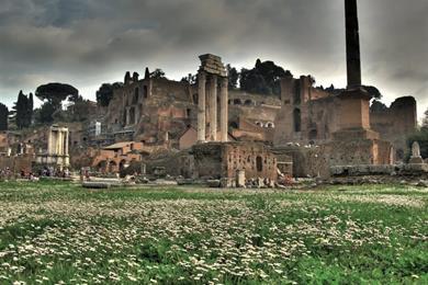 Giardini del Foro romano