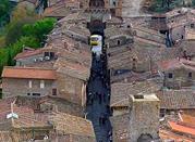 San Gimignano, la città delle 100 torri - San Gimignano