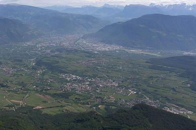 Province de Bolzano
