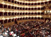 El magnífico Teatro de San Carlos - Napoli