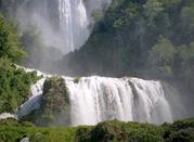 La cascata delle Marmore - Terni