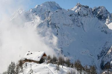 Rifugio Skiarea Valmalenco