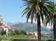 Ventimiglia, der Badeort an der französischen Grenze - Ventimiglia
