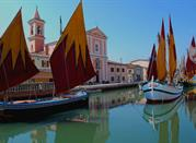 Cesenatico - Founded on Genius - Cesenatico