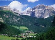Val di Fassa - eingebettet in eine herrliche Landschaft - Val di Fassa