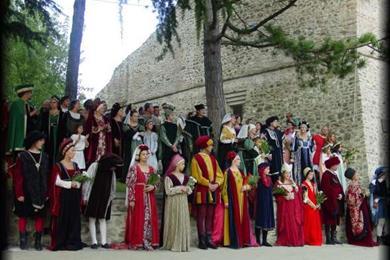 Corteo storico