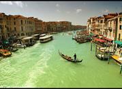 Puente de Rialto - Venezia