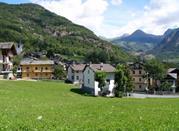 Challand Saint Anselmo, piccolo comune montano di soli settecento abitanti  - Challand Saint Anselme