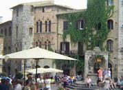 Il giallo zafferano di San Gimignano - San Gimignano