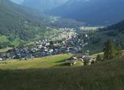 Antagnod, meta turistica per lo sport invernale - Antagnod