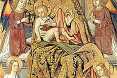 Madonna Meister der Castelsardo