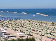 Viserba - Frazione di Rimini: Sea, Peace and Architectural Wonders - Viserba