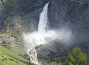 Die Serio-Wasserfälle - Valseriana