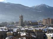 Sondrio, capoluogo della Valtellina - Sondrio