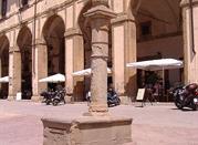 Die monumentale Piazza Grande - Arezzo