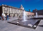 Piazza Castello, nel cuore di Torino - Torino