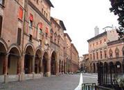 Bologna: die einzige Stadt, was man auch beim Regen genießen kann - Bologna