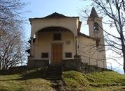 Cadenabbia – Wanderung zur Wallfahrtskirche San Martino - Lago di Como