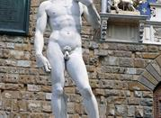 Michelangelos David - Florenz' Wahrzeichen - Firenze