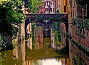 Visitar Mantua siguiendo a  Nuvolari - Mantova
