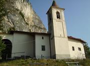 San Martin Catholic Church at Griante Cadenabbia - Cadenabbia