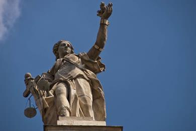 Statua della Piazza Castello