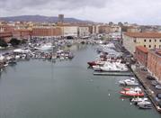 Livorno, importante città portuale - Livorno