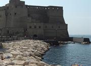 El Castel dell'Ovo - Napoli