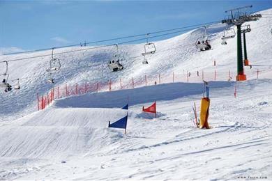 Skiarea Campitello - Col Rodella