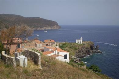 View from Castello San Giorgio