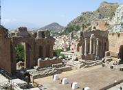 The Greek-Roman Theatre, home of history, art and culture - Taormina