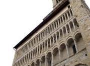 Die Pieve di Santa Maria - Arezzo
